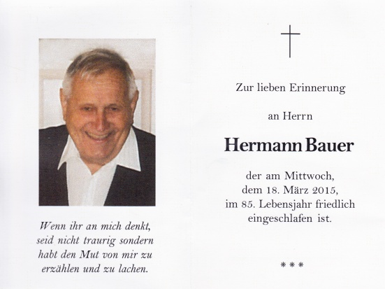 Hermann Bauer_Pate