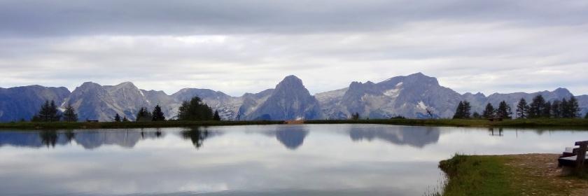 Hutter Höss - Blick ins tote Gebirge